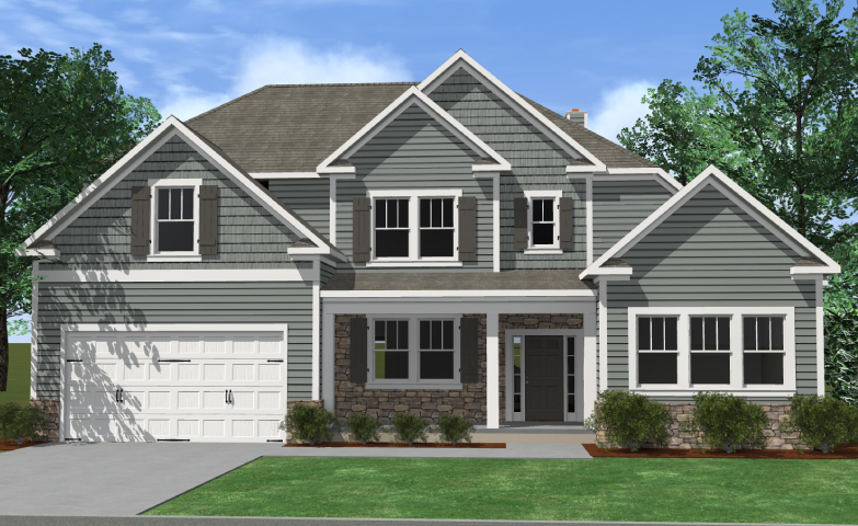 A Glass Filled With Your Favorite Beverage From The Comfort Of Covered Front Porch Inside Main Level Lives Large Two Story Family Room And
