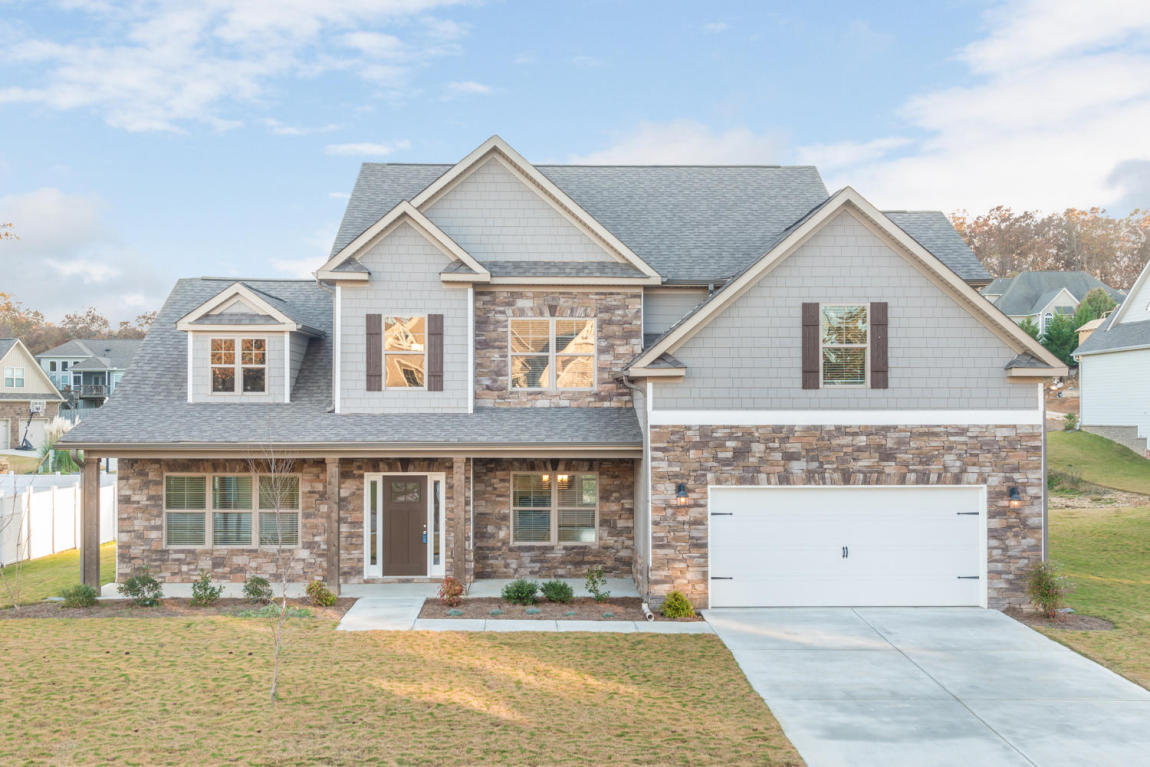 Wellesley New Homes Available In Chattanooga Trust Homes