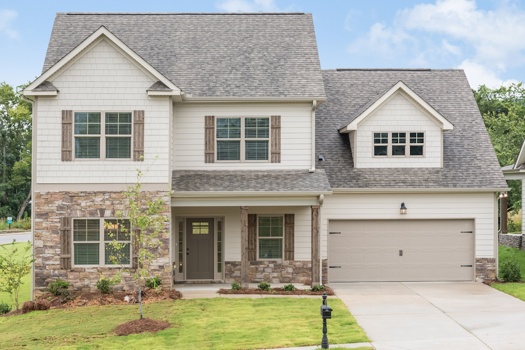 New homes available now at Easthaven in Ooltewah