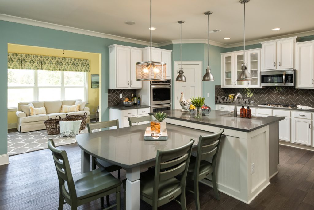 Gourmet kitchens await you in your new home at Prairie Pass in Apison