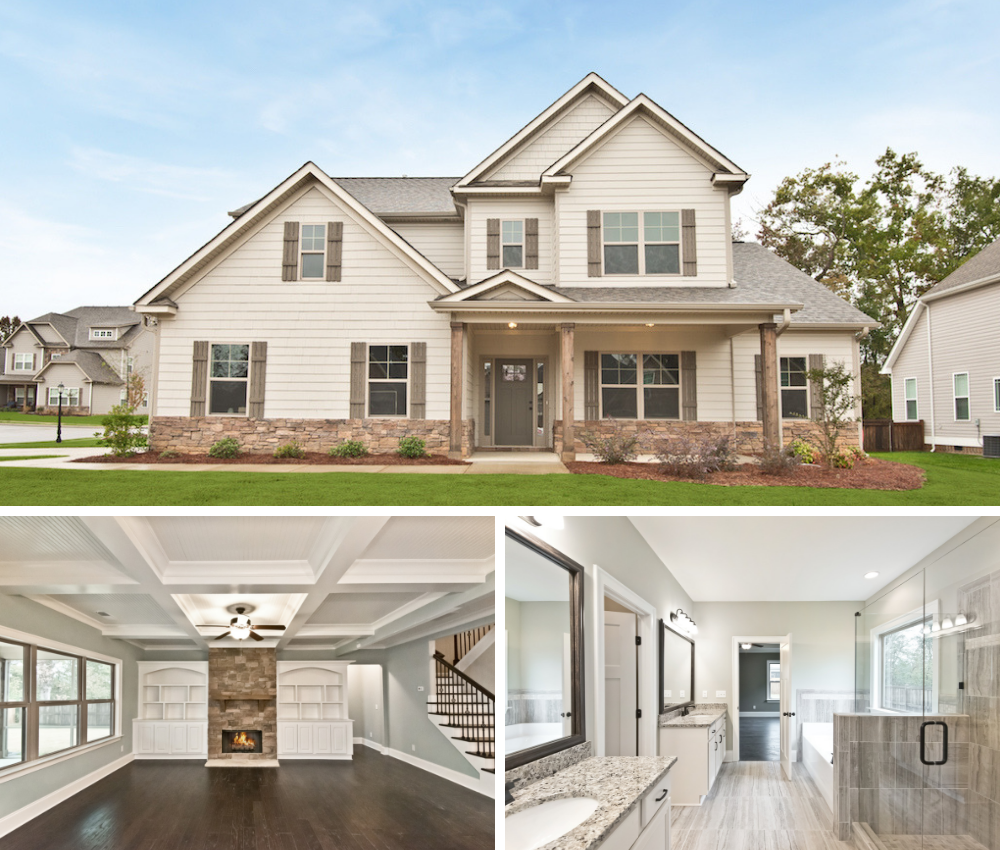 Our model home is now for sale in Stonewall Farms in Hixson